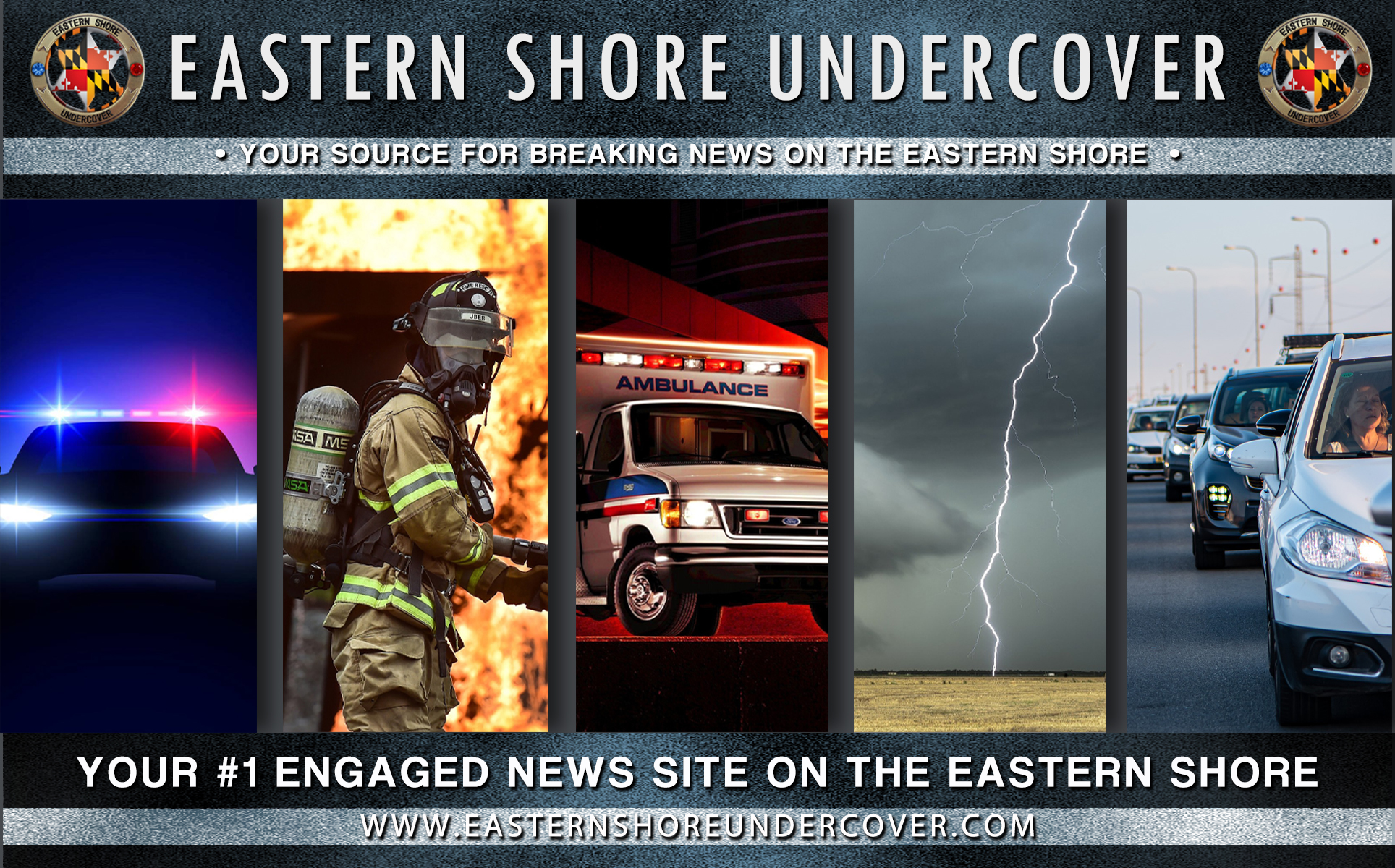 Eastern Shore Undercover
