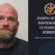 Joseph Schock Sentenced to 10-Years for Robbery