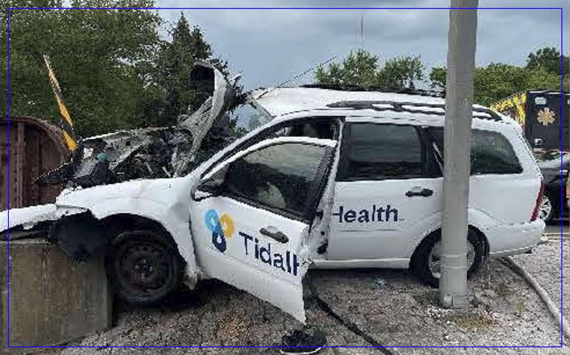 Tidal Health Vehicle
